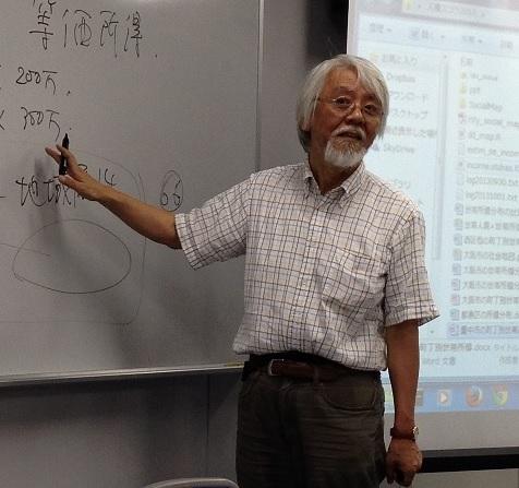 島和博氏の写真