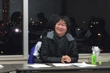 姜博久氏の写真